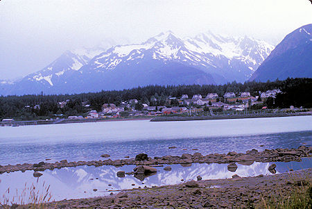 Waterfront, Haines, Alaska