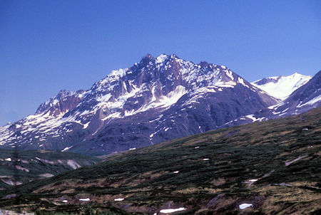 Chilkat Pass area, near Alaska/Canada border, British Columbia