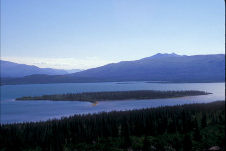Dezadeash Lake, Yukon Territory