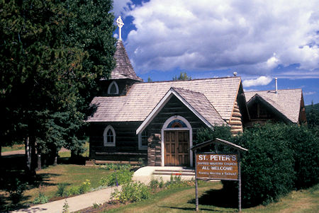 St. Peter's Anglican Church, New Hope, British Columbia