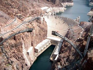 Images of Hoover Dam Bridge Crane Collapse - www industrious