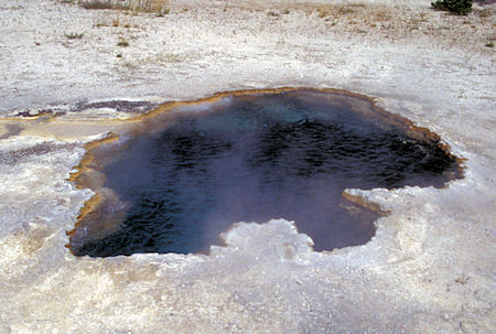 Surprise Pool, Firehole Lake Drive, Yellowstone National Park